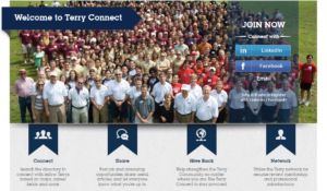 Terry Connect Home Page