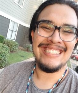 Andrew Valdez Scholar Photo