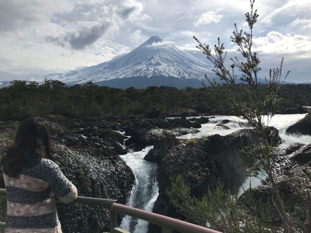 Natalie Coleman- Osorno Volcano