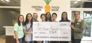 Food Bank Service Project